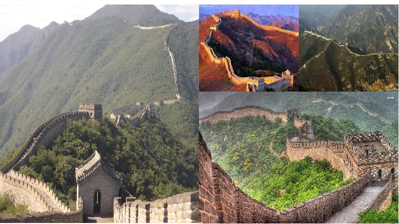Great Wall of China Grand Views