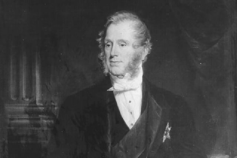 "Lord Palmerston: Nicknamed ""The Mongoose"" Statesman, Twice Prime Minister, Politician began career as a Tory changing to Whig in 1830 and ending his career as the first Prime Minister of the newly-formed Liberal Party from 1859)"
