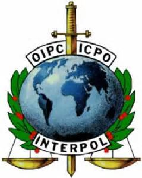 INTERPOL shield