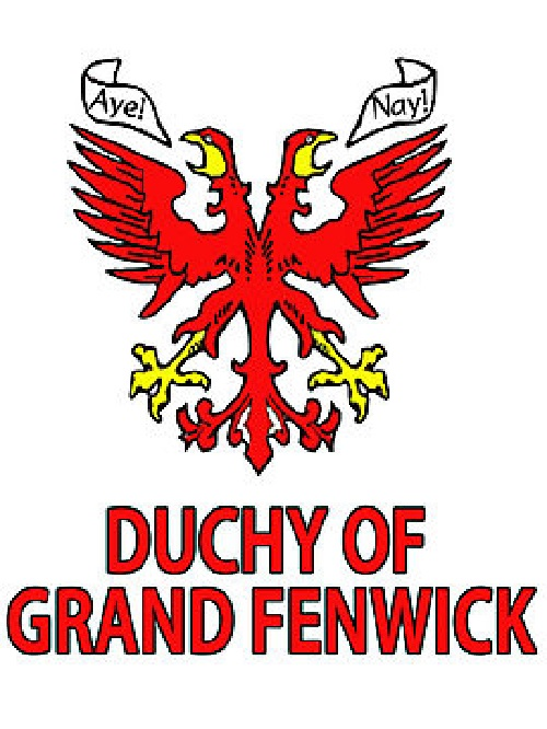 Grand Seal of the Duchy of Grand Fenwick