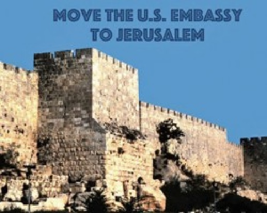 Move American Embassy to Jerusalem