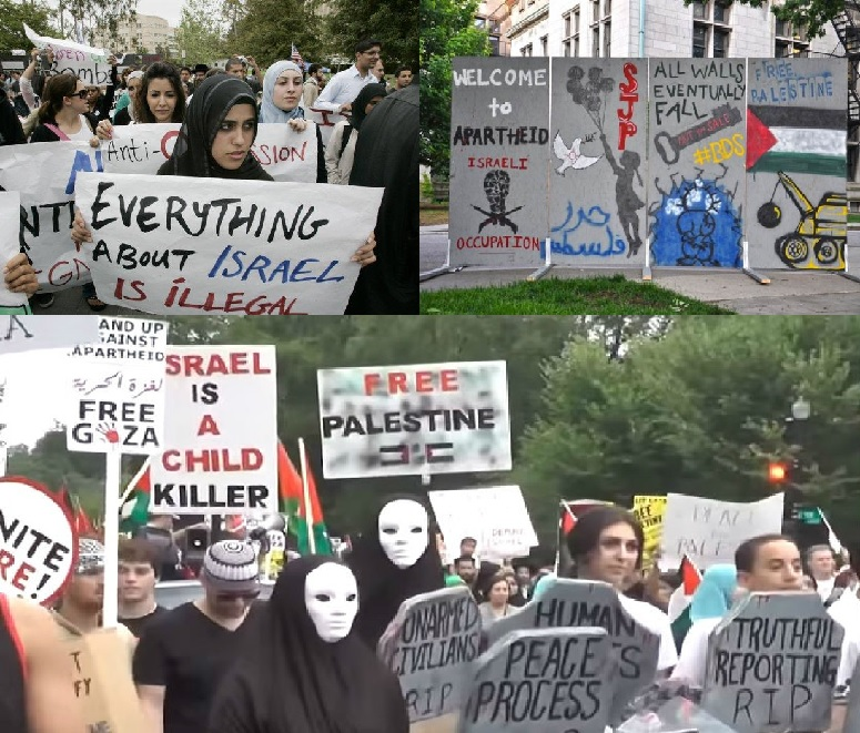 Anti-Israel Protests
