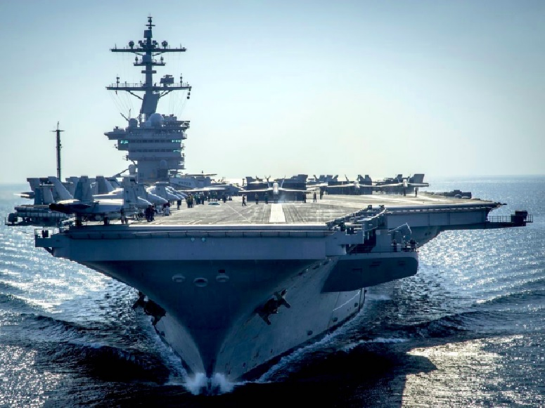 United State Aircraft Carrier