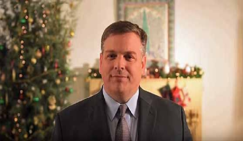 United States Consul General in Jerusalem Donald Blome